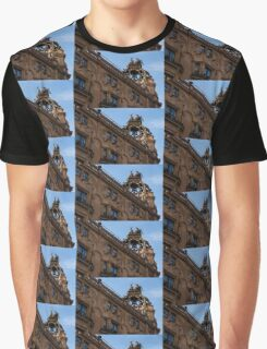 Rooftop Chariots and Horses - The Hippodrome Casino Leicester Square, London, UK Graphic T-Shirt
