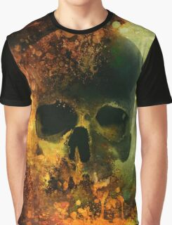 Male skull - warm version Graphic T-Shirt