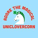 Adore the Magical Uniclovercorn by SevenHundred