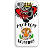 Chest tattoos iPhone Case/Skin