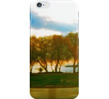 my thoughts are blurry and so are you iPhone Case/Skin