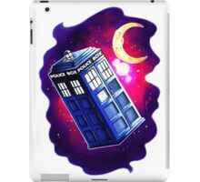 My Doctor Who Of The Moon iPad Case/Skin