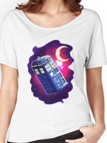 My Doctor Who Of The Moon Women's Relaxed Fit T-Shirt