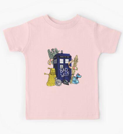 My Doctor Who Kids Tee