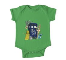 My Doctor Who One Piece - Short Sleeve