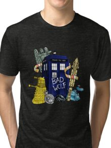 My Doctor Who Tri-blend T-Shirt