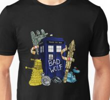 My Doctor Who Unisex T-Shirt