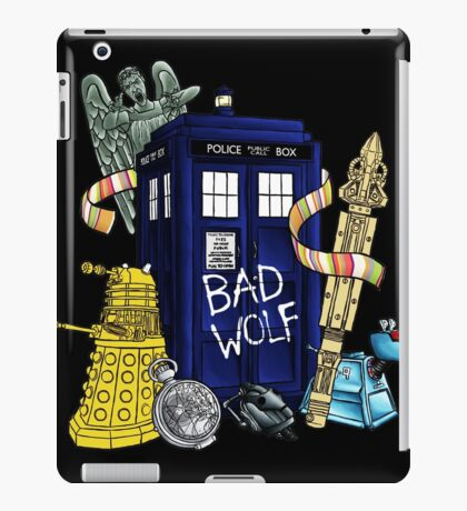 My Doctor Who iPad Case/Skin