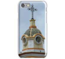 Cross on a Tower iPhone Case/Skin