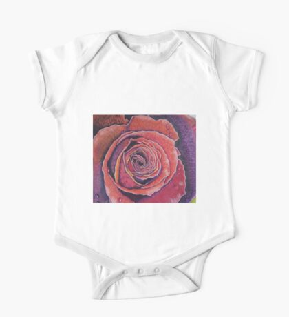 Roses home grown One Piece - Short Sleeve