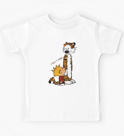 Calvin And Hobbes Fun Kids Tee