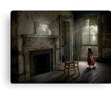 Grandmother's house Canvas Print