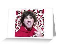 Suh Dude Greeting Card