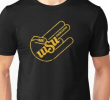wichita state shockers wsu basketball Unisex T-Shirt