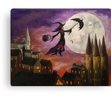 Mary Gothins Canvas Print