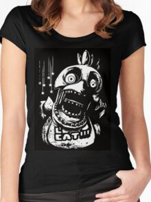 Chica fnaf Women's Fitted Scoop T-Shirt