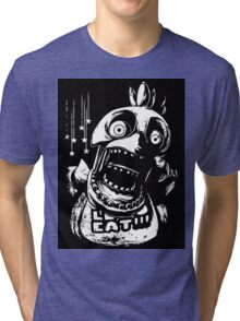Chica fnaf Tri-blend T-Shirt