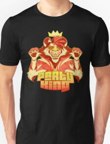 Party King (Red) Unisex T-Shirt