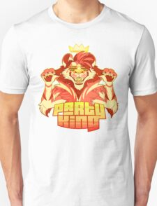 Party King (Red) T-Shirt