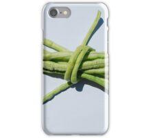 Bundle of Yardlong Beans iPhone Case/Skin