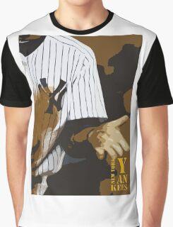 Yankees baseball team Graphic T-Shirt