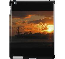 Brighton Pier Sunset iPad Case/Skin
