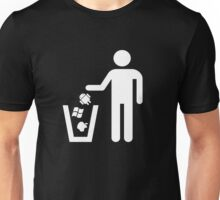 Technology Trash Unisex T-Shirt