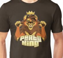 Party King (Brown) Unisex T-Shirt