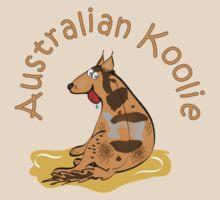 Australian Koolie 2 by Diana-Lee Saville