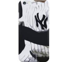 New York Yankees, run! iPhone Case/Skin