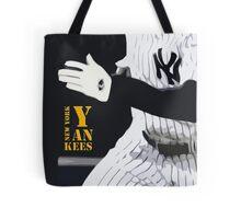 New York Yankees, run! Tote Bag