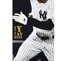 New York Yankees, run! Photographic Print