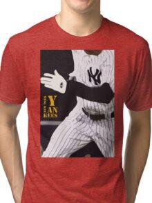 New York Yankees, run! Tri-blend T-Shirt