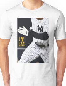 New York Yankees, run! Unisex T-Shirt