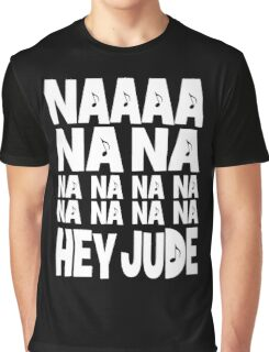 The Beatles Hey Jude Graphic T-Shirt