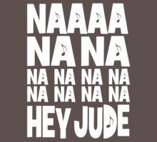 The Beatles Hey Jude One Piece - Short Sleeve