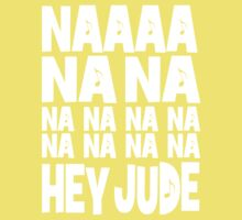 The Beatles Hey Jude Kids Tee