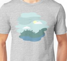 Over the hills Unisex T-Shirt