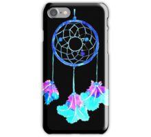 Dreamcatcher in indigo shades iPhone Case/Skin