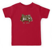 Carrboro Or Bust! Kids Tee