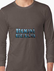 boom beach Long Sleeve T-Shirt