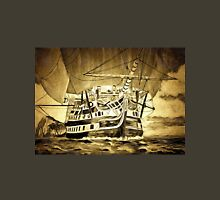 A digital painting of The Victory at Gibraltar Unisex T-Shirt