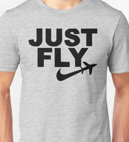 Wiz Khalifa - Just Fly Unisex T-Shirt
