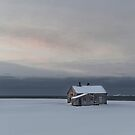 The abandoned house by Frank Olsen