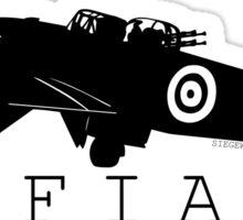 Boulton Paul Defiant Sticker