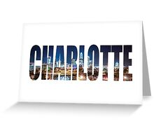Charlotte Greeting Card