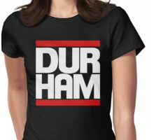 DUR HAM Womens Fitted T-Shirt
