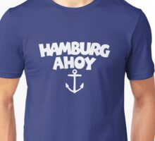 Hamburg Ahoy Unisex T-Shirt