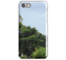 Bell Towers Next to Trees iPhone Case/Skin