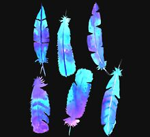 Feathers from dream creature Unisex T-Shirt
